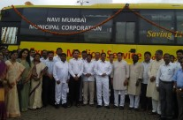 MLA Ganesh Naik Performed Inauguration of Free FACC Service for Navi Mumbai